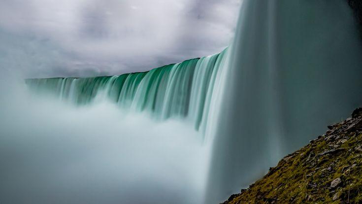 YouPic - A Rainy Day at Niagara Falls by Mick Glass - https://youpic.com/image/6728444 #YouPic #photography