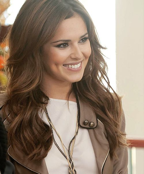 Cheryl Cole Wedding Hairstyle: Cheryl Cole Hair