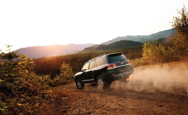 Take a timeless adventure in the iconic @Toyota Land Cruiser. #LetsGoPlaces