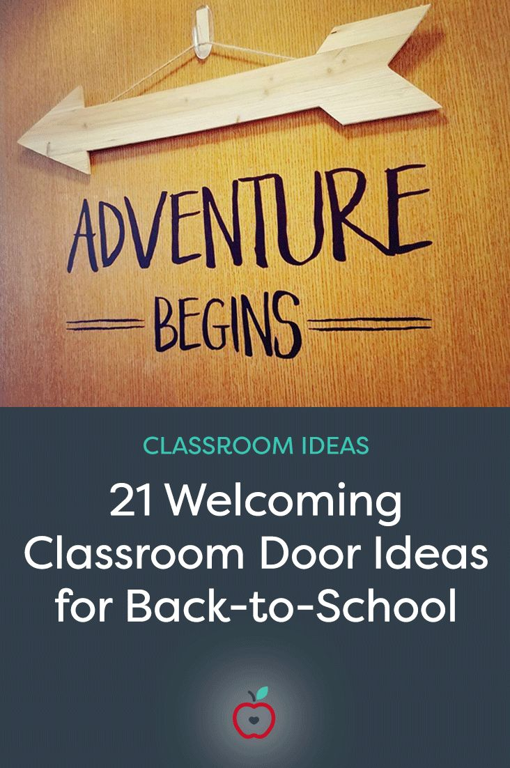 A positive classroom environment is an important aspect of student achievement. Start the back-to-school welcome party at the door — literally — with these colorful, clever, and creative ideas from your fellow teachers!