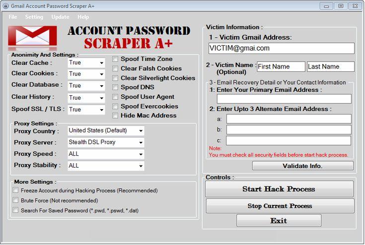 Gmail-Account-Password-Scraper-A+1