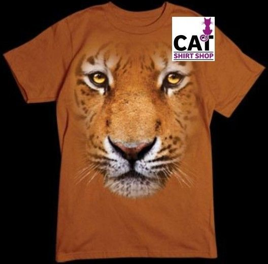 A Jungle Of Big Cat Designs: 17 Best Images About The Big Cats On Shirts On Pinterest