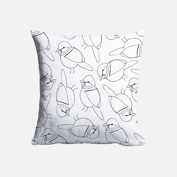 Superbalist Cushions - For The Birds Cushion