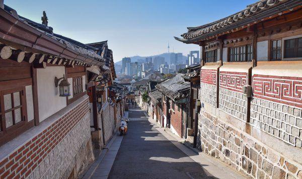 Carnet de voyage en Corée du Sud