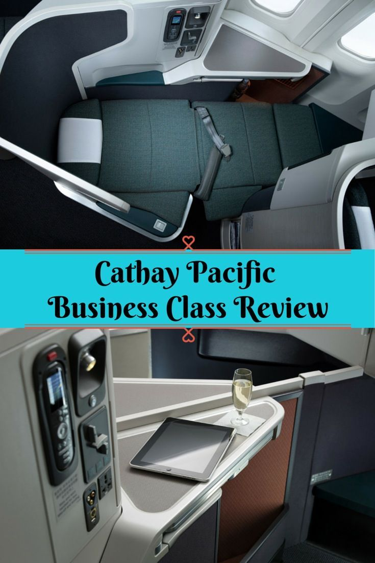 It's Cathay Terrific when you fly Business Class between Sydney and Hong Kong on Cathay Pacific. Check out my airline review for more.