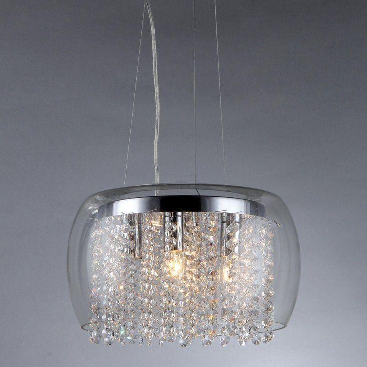 39 best Lighting images on Pinterest Home depot Crystal