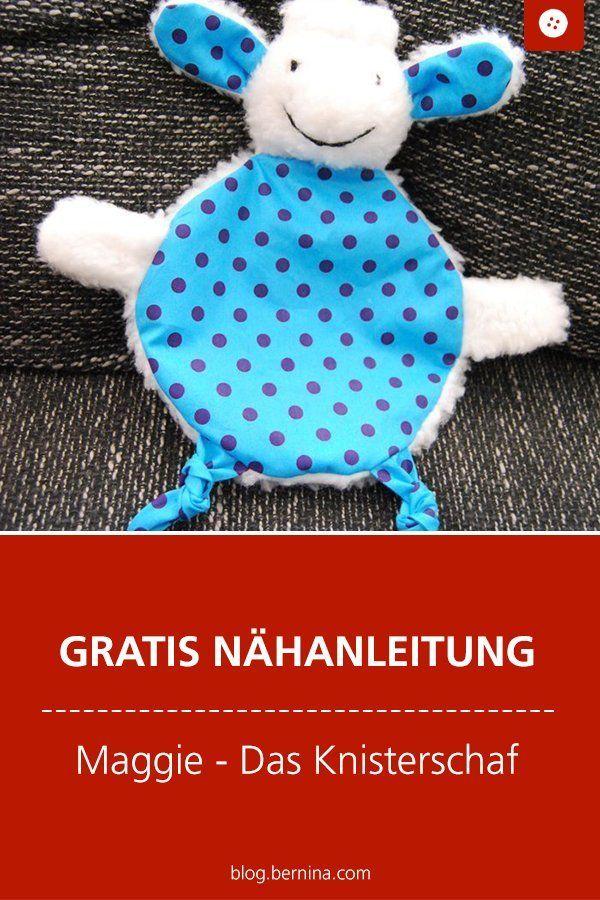 Instructions de couture gratuites: Maggie le doudou craquant pour moutons cousus ……