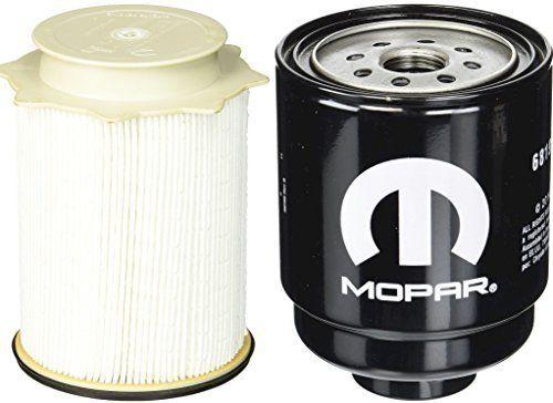 Dodge Ram 6.7 Liter Diesel Fuel Filter Water Separator Set Mopar OEM //Price: $72 & FREE Shipping //     #hashtag3