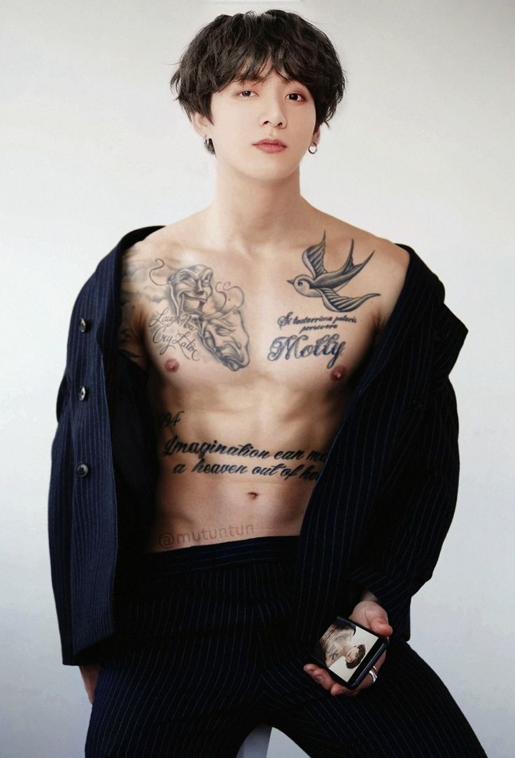 ATOZ V on Twitter in 2021   Jungkook abs, Bts jungkook