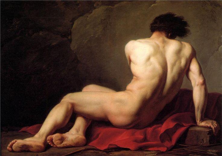 Jacques-Louis David - Patrocles s. xviii
