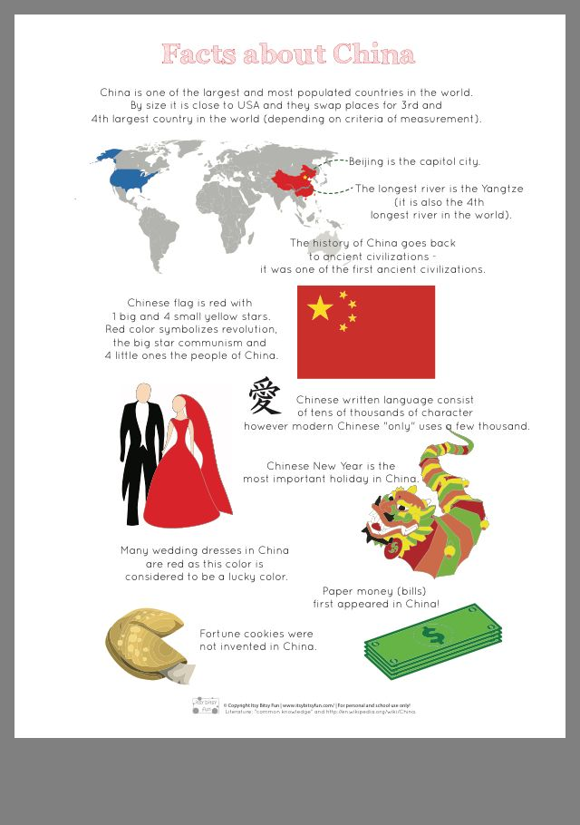 Pin By Mary Grasso On Social Studies China Facts Facts For Kids Five In A Row