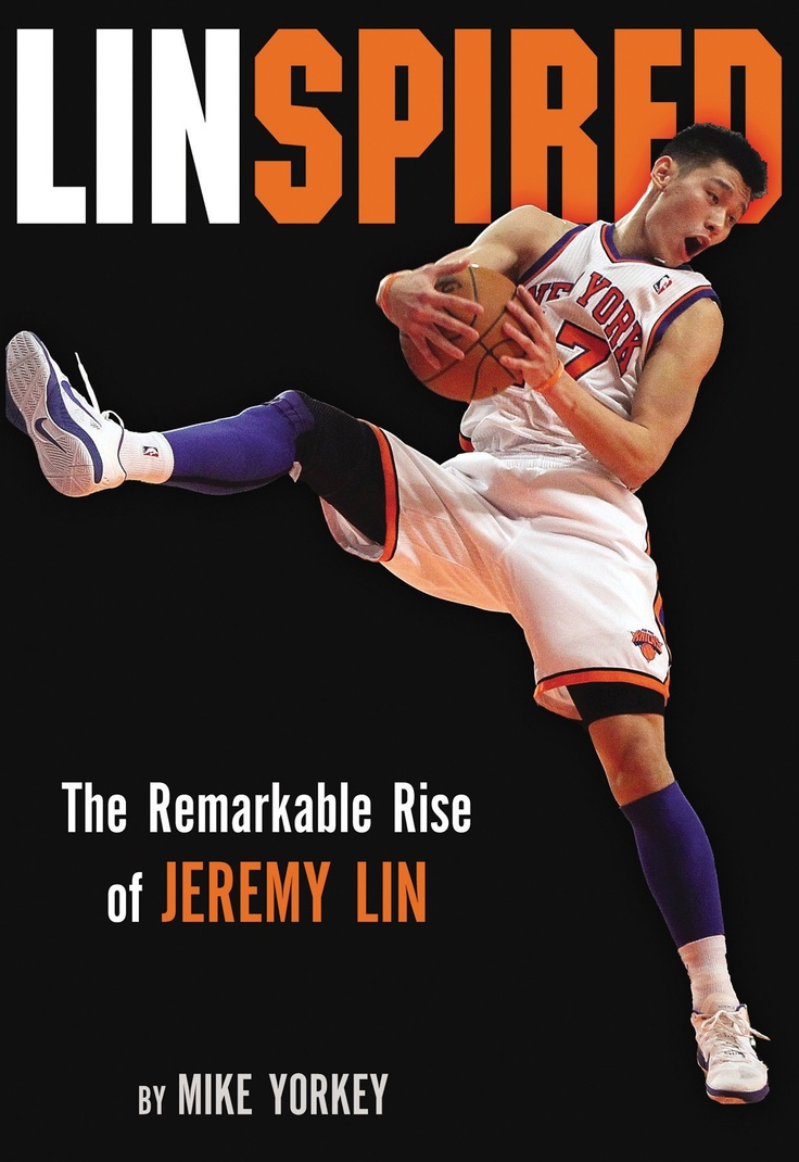 #LINspired or #LINsanity - who cares? He's awesome!