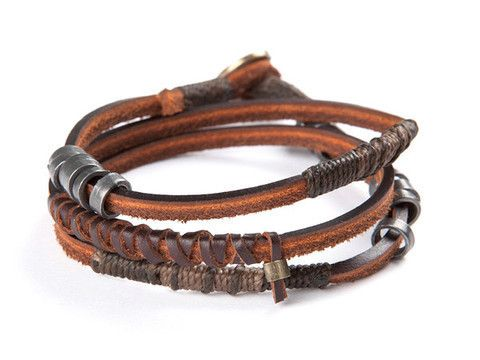 Fire bracelet.  Beautiful and stylish from Make Vancouver.