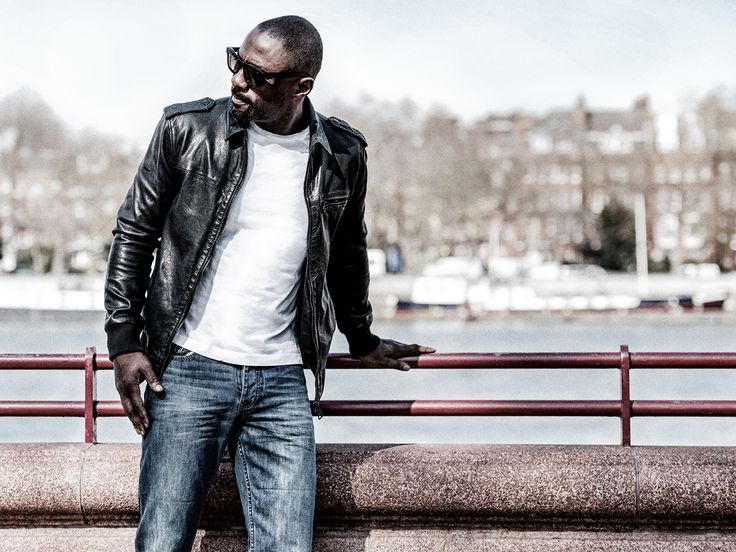 Idris Elba + Superdry SS16 Collection