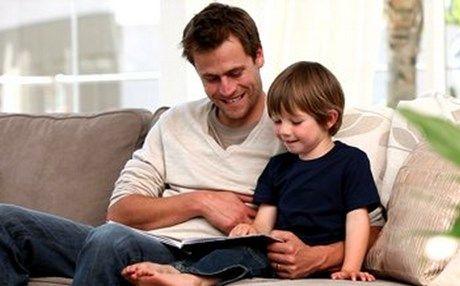 Πόσο χρόνο πρέπει να περνά ο πατέρας με το παιδί του!
