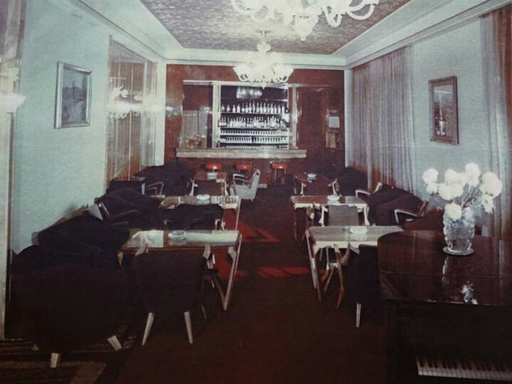 Former view of our Club Lounge