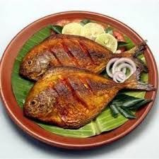 Image result for fish fried indian style