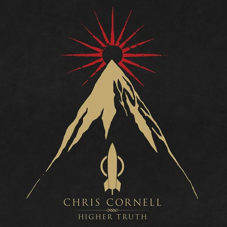 Chris Cornell - Higher Truth on 180g 2LP + Download
