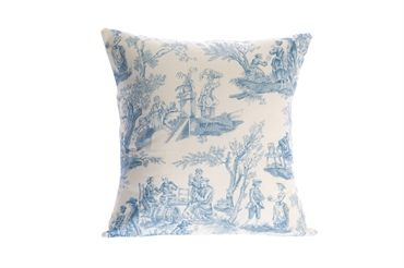 Day of the Dead Toile - cushion