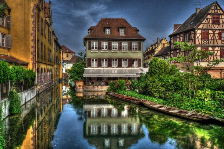 colmar france | Most Beautiful Cities in Europe