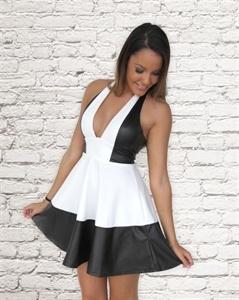 Miss Voodoo Dress in White - Shugah Boutique