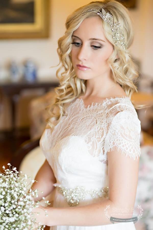 Aleksandrovna Bridal Fascinators & Head Pieces