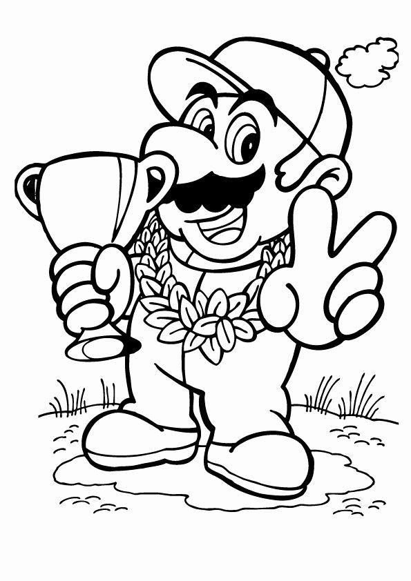 Super Mario Coloring Page Luxury Super Mario Coloring Pages Best Coloring Pages For Kids Super Mario Coloring Pages Mario Coloring Pages Cartoon Coloring Pages