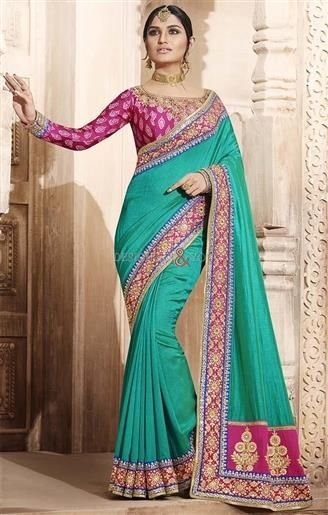 Good Looking Green Art Silk Embroidered Indian Designer Sari#DesignersAndYou #DesignerSarees #Sarees #Sari #Saris #Saree #DesignerSaris #DesignerSari #DesignerSaree #SareesDesigns #SariDesigns #SariPatterns #DesignerSariPatterns #DesignerSariDesigns #DesignerSareesPatterns #DesignerSareePattern #BeautifulSarees #BeautifulSarisOnline #PrintedSarees #EmbroideredSarees #EmbroideredSaris #EmbroideredSareesOnline #PrintedSareesOnline