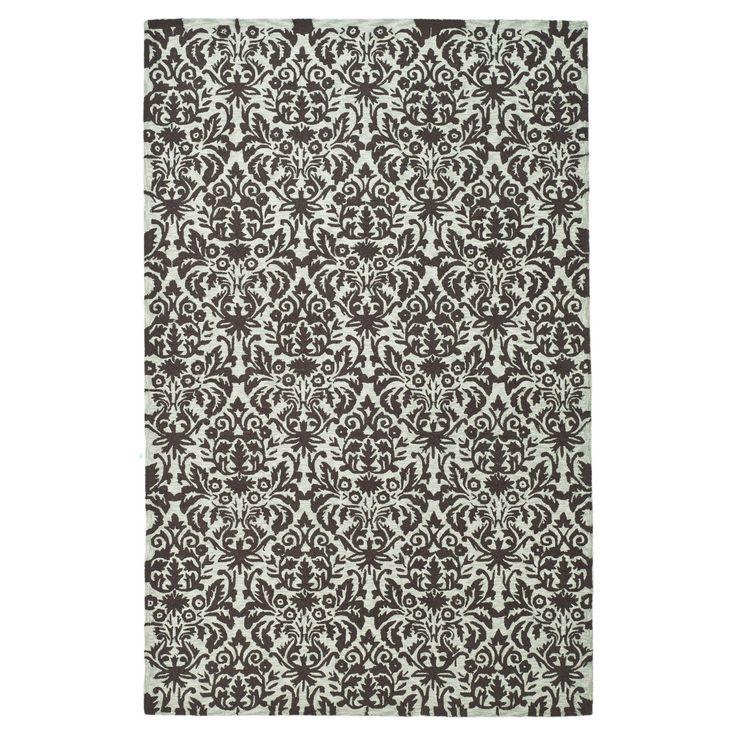 Teppich Perla - Grün/Dunkelbraun - 161 x 252 cm, Safavieh Jetzt bestellen unter: https://moebel.ladendirekt.de/heimtextilien/teppiche/orientteppiche/?uid=1c76f080-5e6a-528e-98a0-b9181cf2efe7&utm_source=pinterest&utm_medium=pin&utm_campaign=boards #accessoires #heimtextilien #orientteppiche #teppiche #safavieh