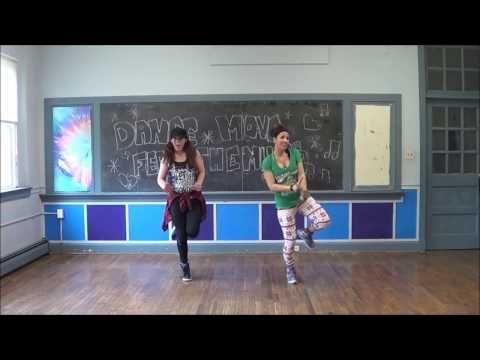 Faith - Ariana Grande / Stevie Wonder Zumba Routine - YouTube