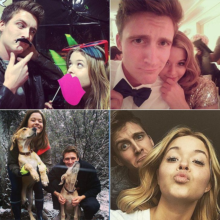 Sasha Pieterse and Hudson Sheaffer's Cutest Pictures | POPSUGAR Celebrity