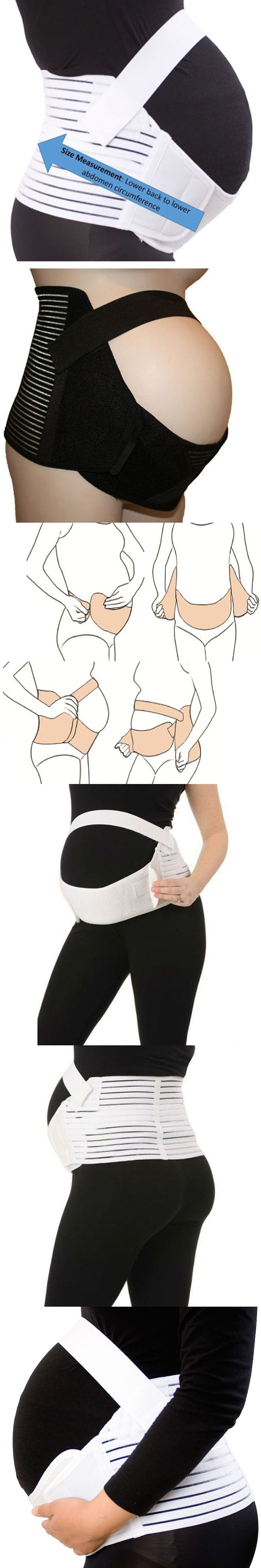 Breathable Maternity Belt Back Support Belly Band Pregnancy Belt Support Brace #pregnancybelt,