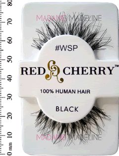 Red Cherry Lashes WSP … my favorite of all time.