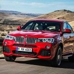2015 BMW X4 Front Exterior View 150x150 2015 BMW X4 Full Review, Features with Images