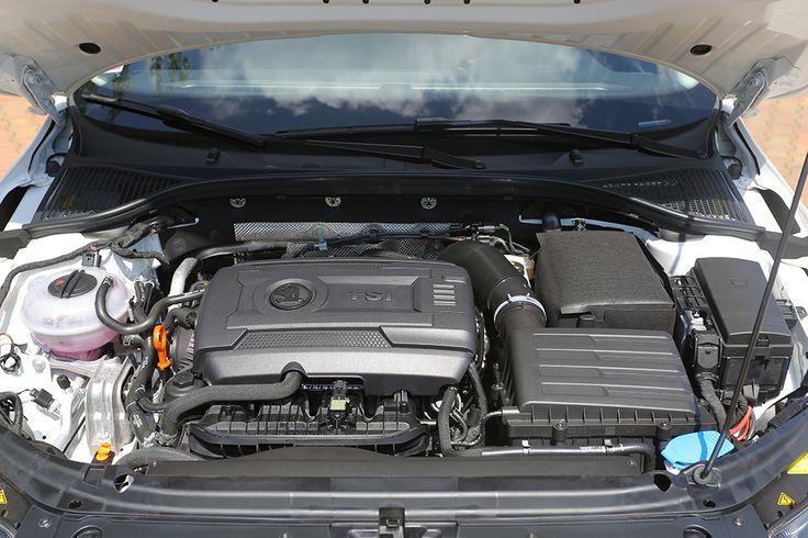 škoda octavia tsi engine