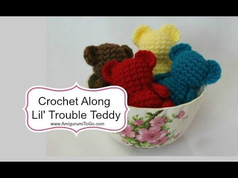 Lil' Trouble Teddy Part One - YouTube