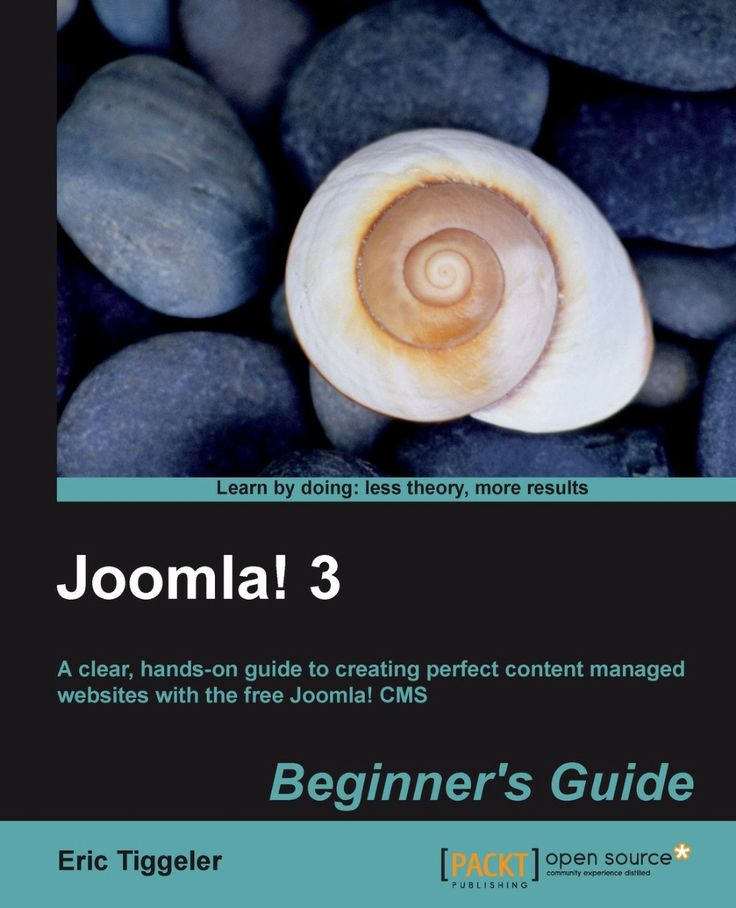 I'm selling Joomla! 3 Beginner's Guide by Eric Tiggeler - $10.00 #onselz