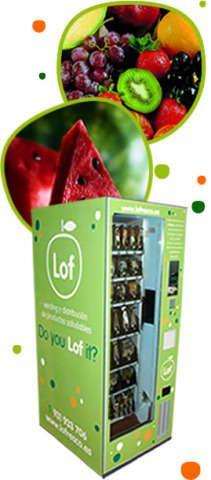 Accessories Vending Machines : Berlinomat Design Automat