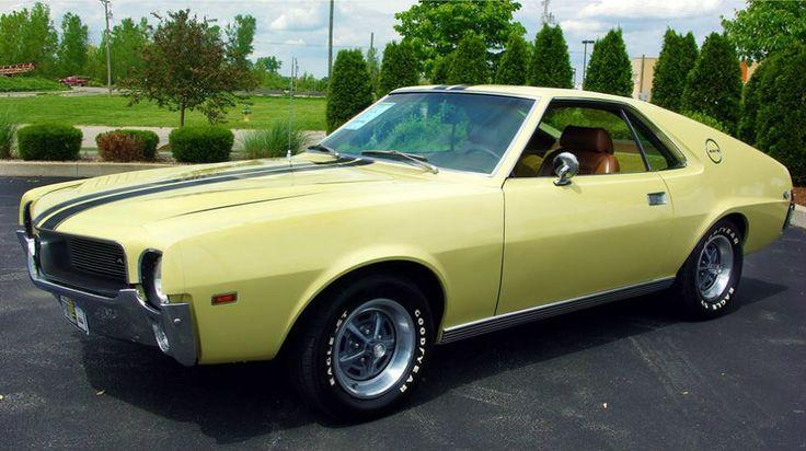236 best images about 1968-69 AMC AMX on Pinterest   Cars ...