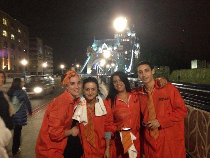 Carrot staff raising money for charity