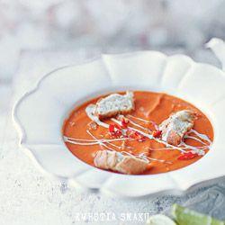 Zupa krem z ciecierzycy - Przepis