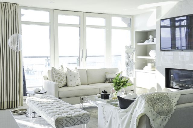 A Monochromatic Home by the Sea | Project Fairytale | Bloglovin'