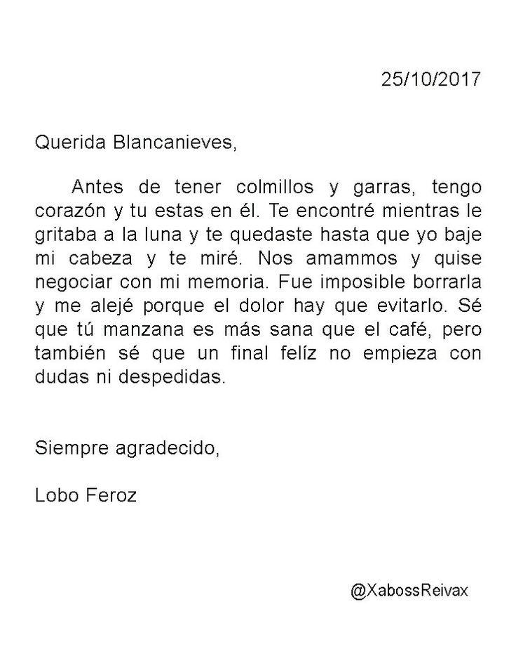Carta#38   @XabossReivax   #ByXaboss