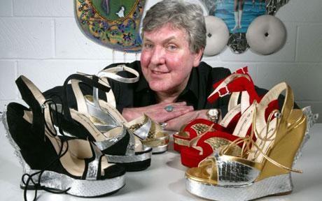 Terry de Havilland -  The Original celebrity shoe designer!