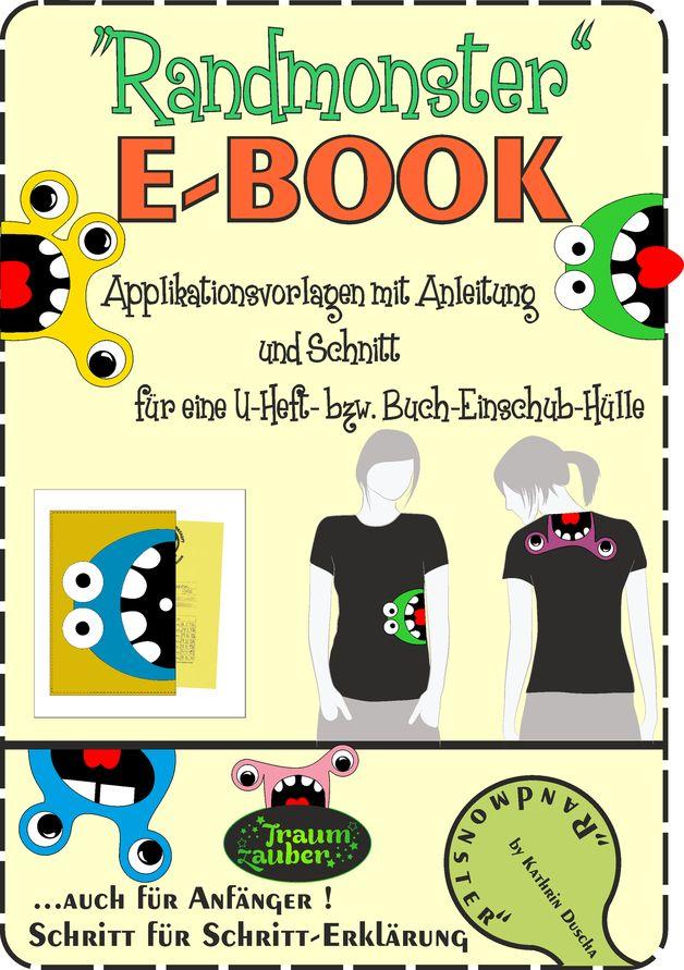 """Randmonster"" - e-book - Applikationen - Schnitt"