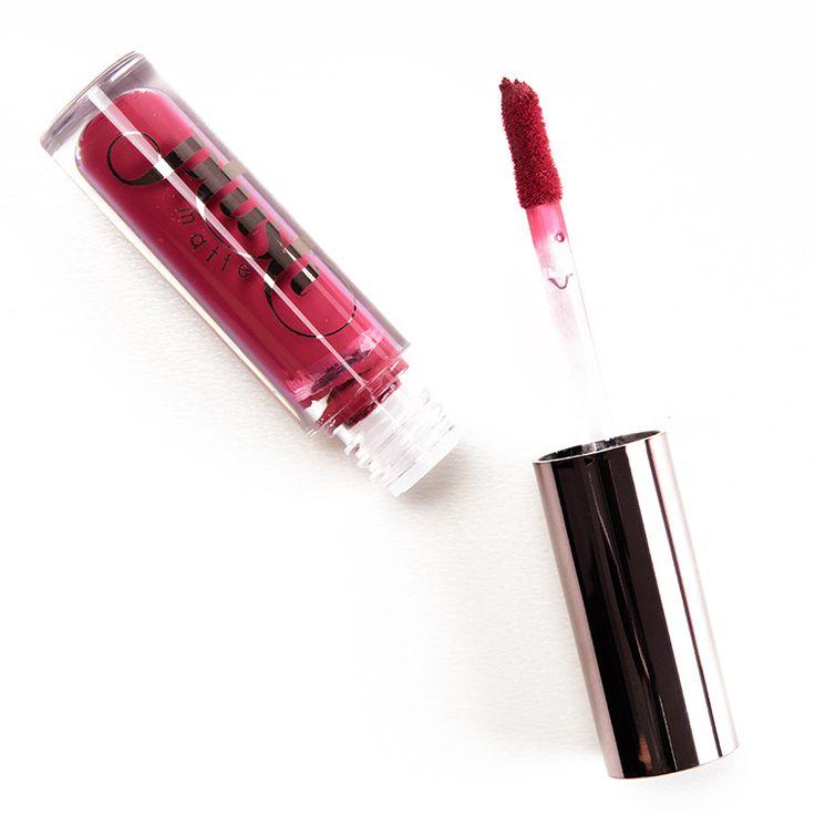 Makeup Geek Plain Jane, Bossy Lady, Beauty Queen Plush Lip Mattes Reviews, Photos, Swatches  http://www.temptalia.com/makeup-geek-plain-jane-bossy-lady-beauty-queen-plush-lip-mattes-reviews-photos-swatches/
