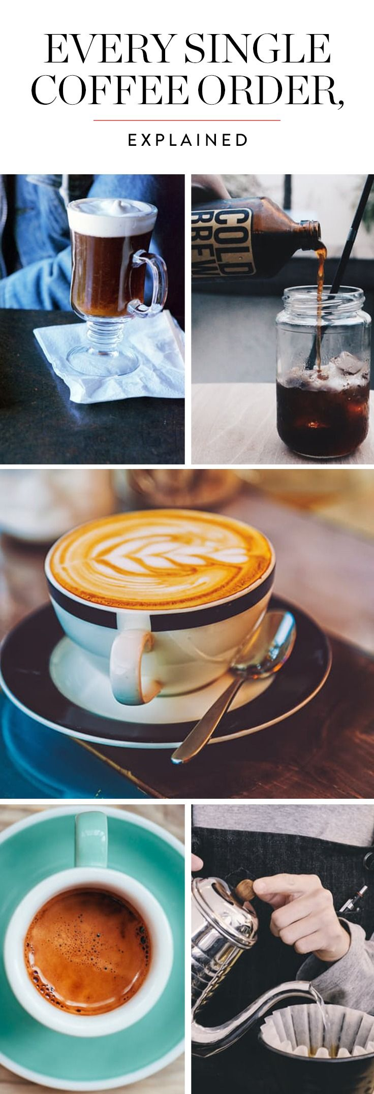 50+ Types of coffee flavors ideas in 2021