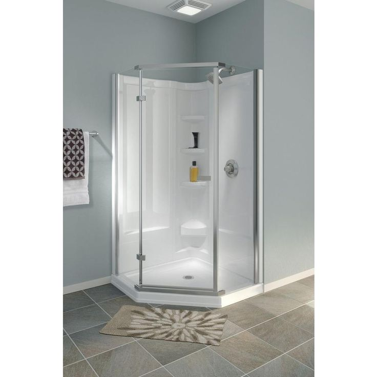 1000 Ideas About Neo Angle Shower On Pinterest Shower