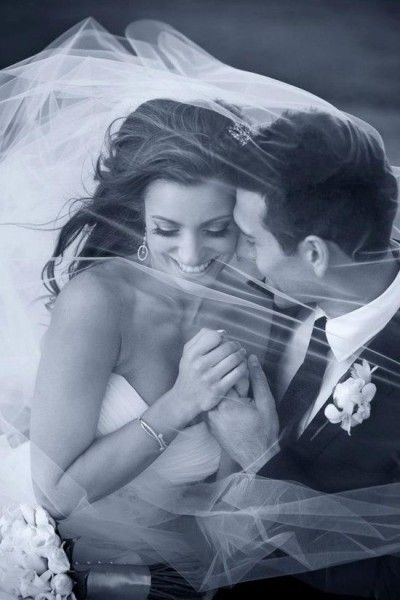 Beautiful wedding veil photo - Marriage Stuff