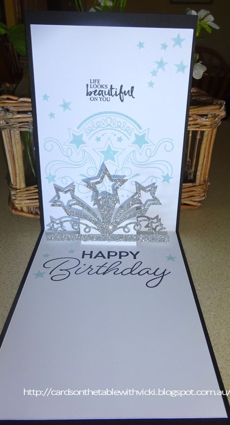 105 Best Cards Birthday Blast Images On Pinterest Diy Cards